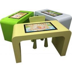 Table tactile pour enfants